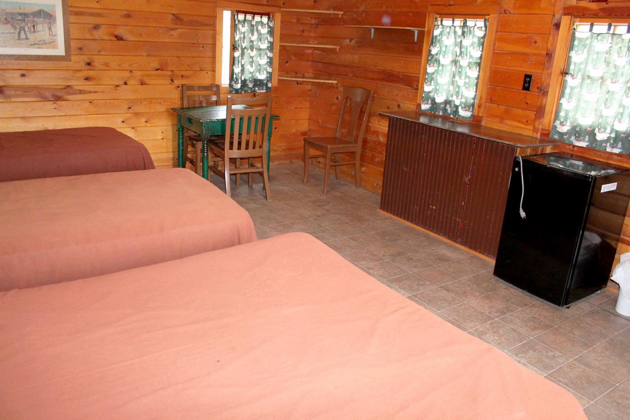 Cabin 10 (Inside)