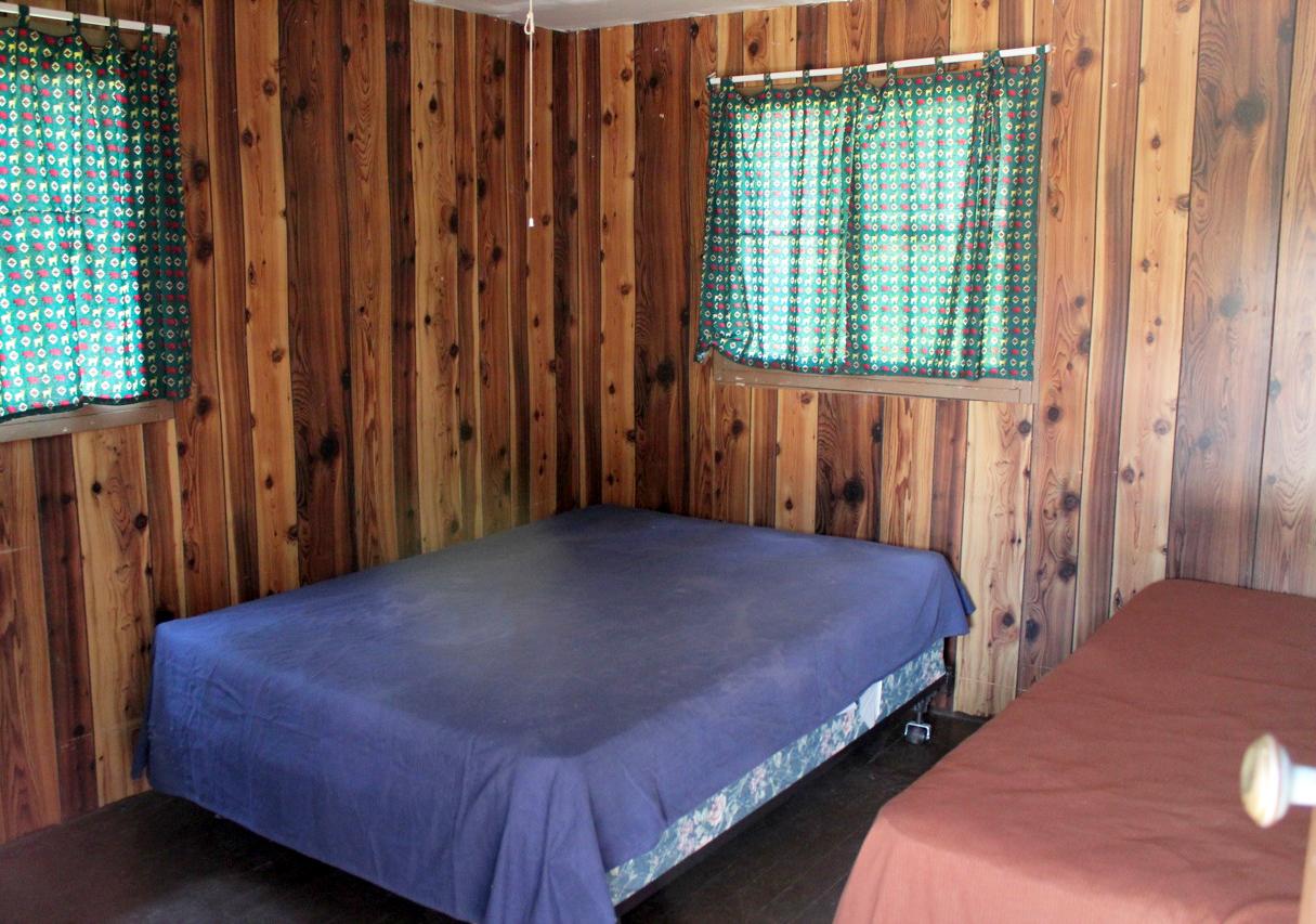 Cabin 2 (Inside)
