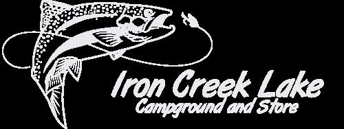Iron Creek Lake Campground & Store Logo